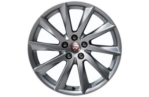 "Jaguar Alloy Wheel 18"" Style 1024, 10 spoke, Rear"