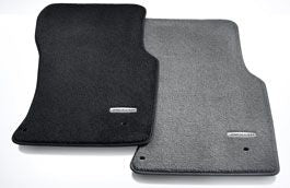 Jaguar Carpet Mat Set Oyster, RHD