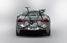 Jaguar Tow Bar Mounted 3 Cycle Carrier, RHD