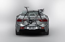Jaguar Tow Bar Mounted 3 Cycle Carrier, LHD