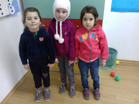 Donatie World Vision Romania