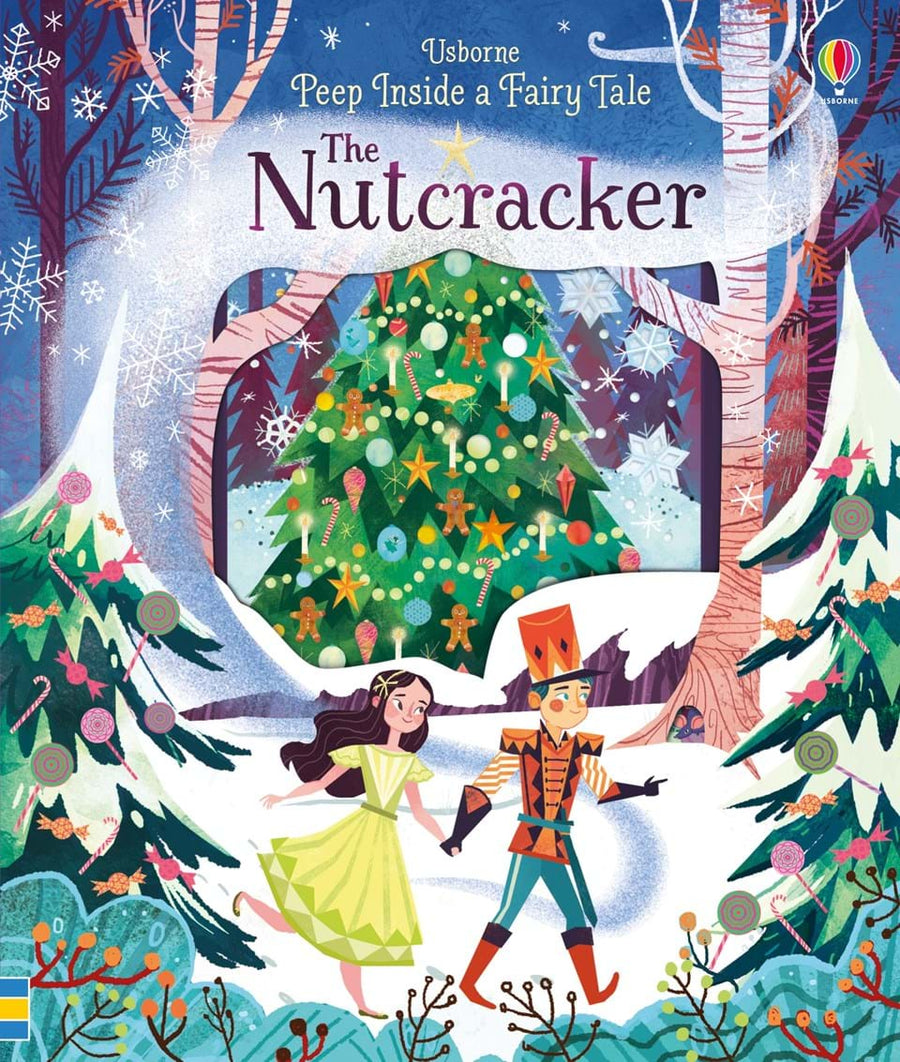 Carte cu clapete - Usborne - Peep Inside a fairy tale: The Nutcracker
