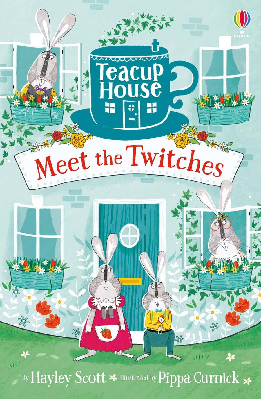 Carte Usborne - Meet the Twitches