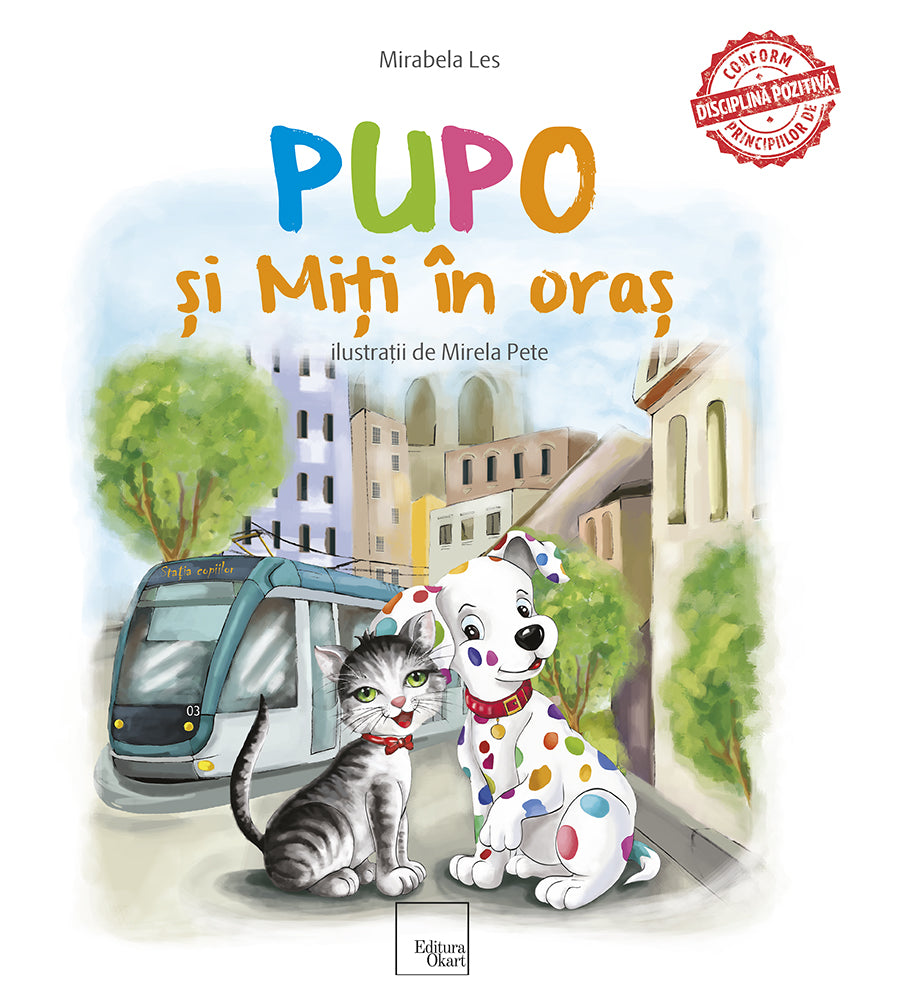 Carte Pupo si Miti in oras