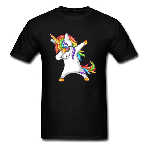 Party Unicorn  T Shirt - Sapphic . Honesty