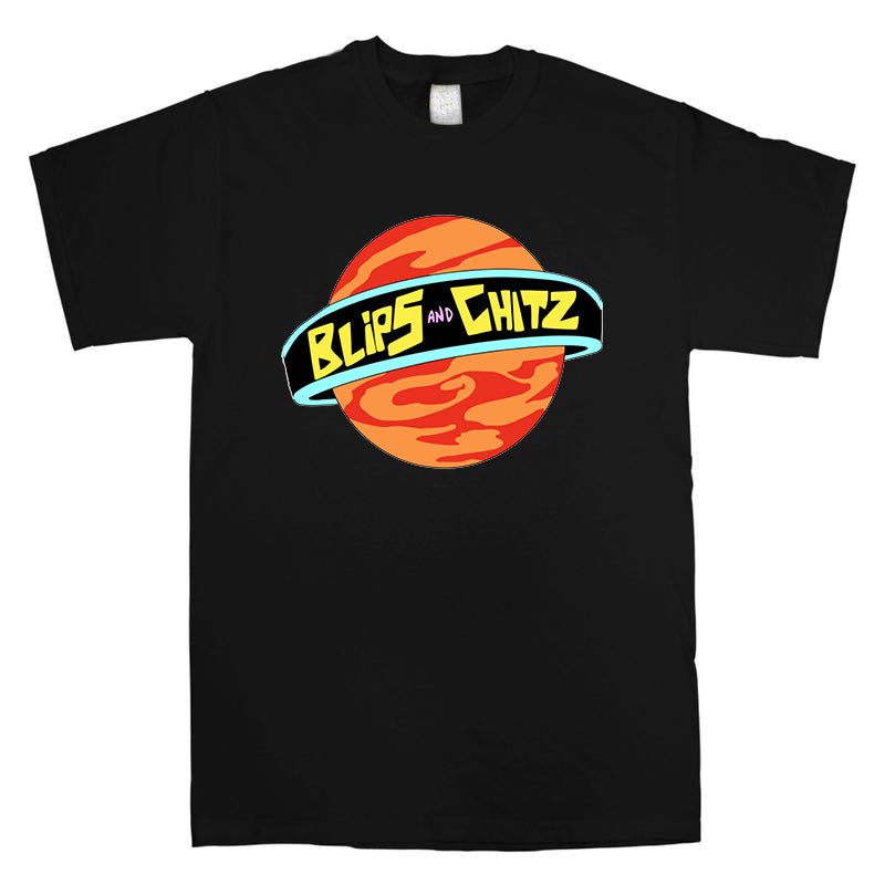 Rick & Morty 'Blipz And Chitz' T-Shirt