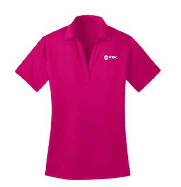 Ladies Port Authority L540 Short Sleeve silk touch performance polos