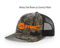 112P Richardson Mossy Oak Camo Hats