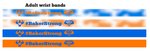 Baker Strong Adult & Youth Wristbands