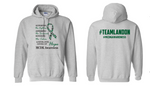 Team Landon Gildan - Heavy Blend™ Hooded Sweatshirt - 18500