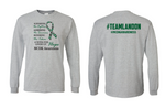 Team Landon Gildan - DryBlend® 50/50 Long Sleeve T-Shirt - 8400
