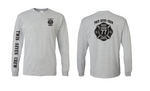 "Gildan - DryBlend® 50/50 Long Sleeve T-Shirt - 8400 ""Twin Seven Crew Design"""