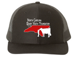 NC Dairy Youth Richardson - Snapback Trucker Cap - 112
