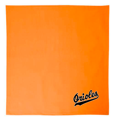 Orioels Fleece Stadium Blanket - 12900