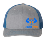 Baker Strong Richardson - Snapback Trucker Cap - 112