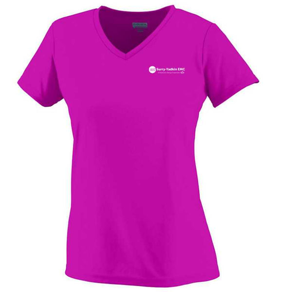 Ladies Augusta Wicking Short Sleeve Shirt #1790