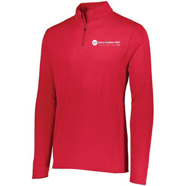 Men & Women Augusta Sportswear - Attain True Hue Performance Quarter-Zip Pullover - 2785 &2787