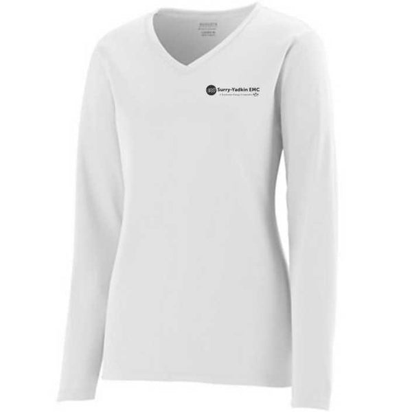 Augusta Sportswear - Women's Long Sleeve Wicking T-Shirt - 1788