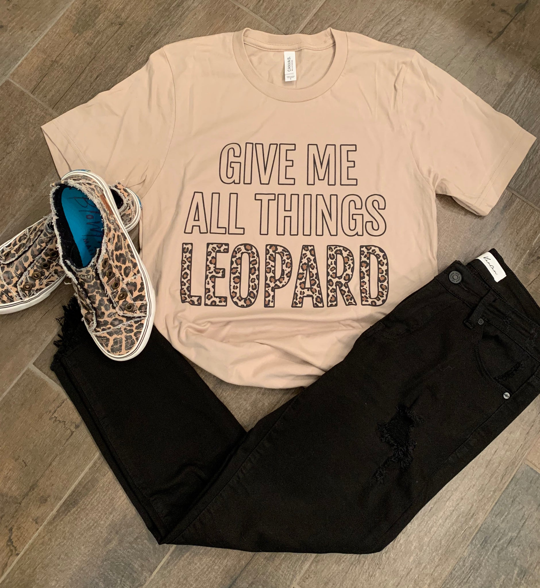 Give me all the Leopard