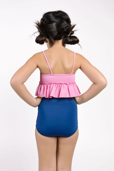 Mini High-Waist Bottoms