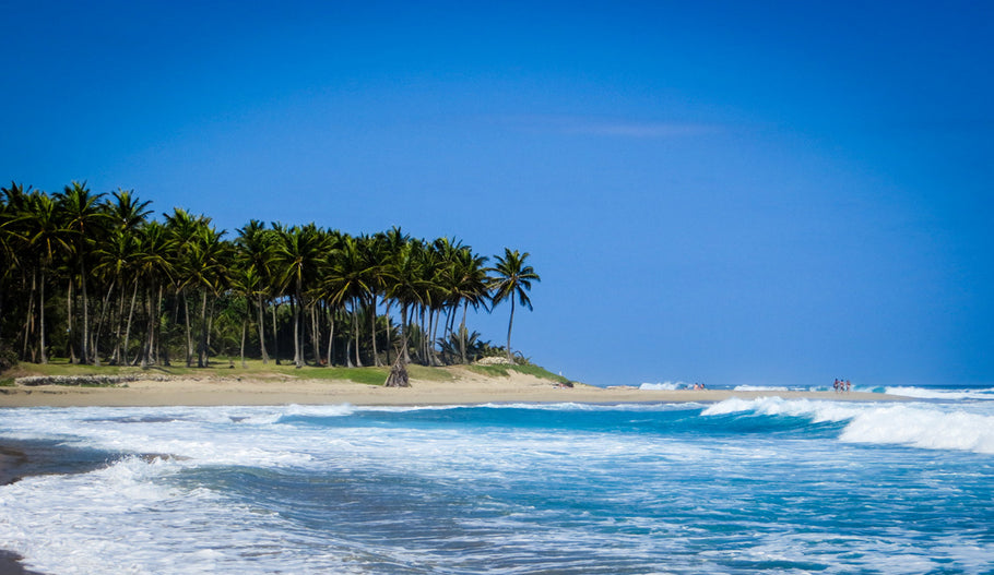 Best Surf Spots in the Caribbean 2- Encuentro, Dominican Republic