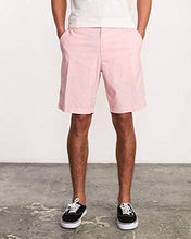 "Load image into Gallery viewer, RVCA Men That'll Walk Oxford 19"" Walkshort Pink"