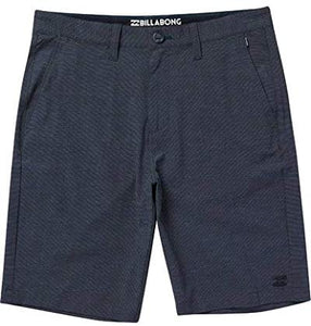 Billabong Boys' Crossfire X Shorts Blue 24