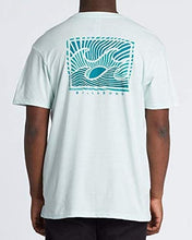 Load image into Gallery viewer, Billabong Men's Dawn Patrol Short Sleeve T-Shirt Blue Medium