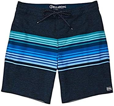 Billabong Boy's Spinner LT Boardshort, (DKB) Dark Blue, Boys Size 26/12
