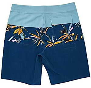 Billabong Boys' Tribong Pro Boardshorts Blue 27