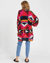Load image into Gallery viewer, Billabong Women's Precious Stone Printed Kimono