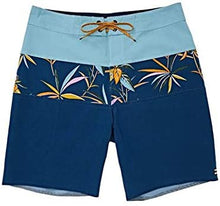 Load image into Gallery viewer, Billabong Boys' Tribong Pro Boardshorts Blue 27