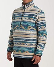 Load image into Gallery viewer, Billabong Men's Boundary Mock Half Zip Pullover Fleece