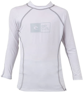 Rip Curl Youth Ripawatu Long Sleeve Rash Guard Shirt
