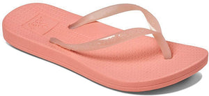 REEF - Girls Kids Escape Lux Sandals, Size: 13/1 M US Little Kid, Color: Coral