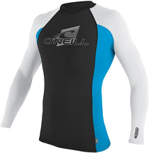 Load image into Gallery viewer, O'Neill Youth Premium Skins Upf 50+ Long Sleeve Rash Guard