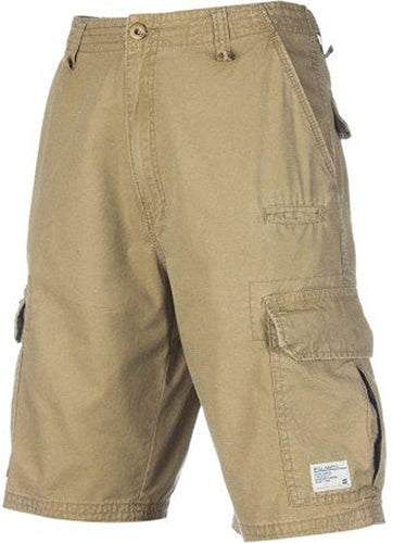 Billabong Men's Scheme Cargo Shorts, (CAM) Camel Brown, Size 29