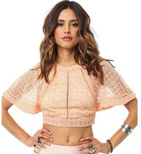 Load image into Gallery viewer, O'Neill Womens Trina Top Shirt, (PCH) Peach