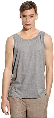 RVCA Men's An-Pine Tank, GRS, Size Small