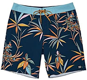Billabong Boys' Sundays Pro Boardshorts Blue Small/4
