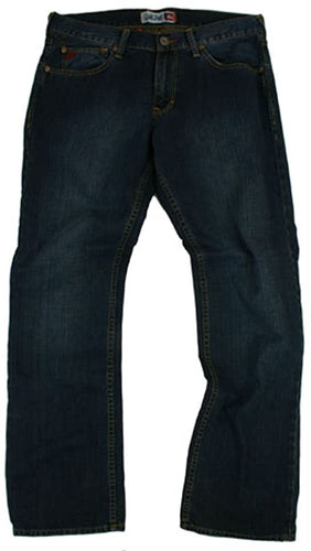 Quiksilver Men's Sequel Denim Jean Pants, Indigo, Size 32