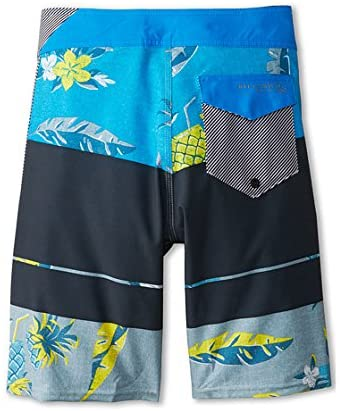 Billabong Boy's Method Boardshorts, (BLU) Blue, Boys Size 24 (8/Regular)