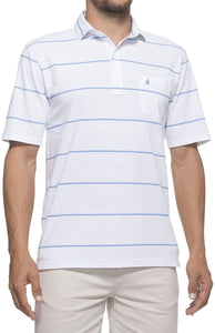 johnnie-O Marley Polo Shirt - White