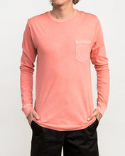Load image into Gallery viewer, RVCA Men's Ptc Pigment Long Sleeve T-Shirt