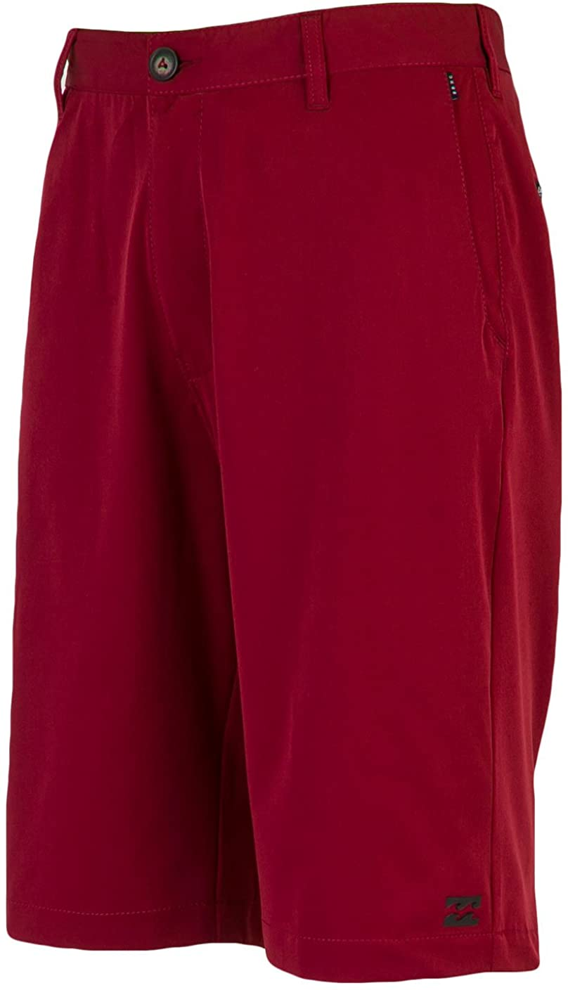 Billabong Big Boys' Carter Platinum X (Submersible) Short, (BOO) Blood Red