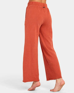 RVCA Women's Pepper French Terry Pant