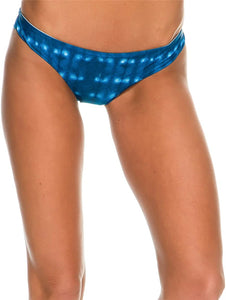 RVCA Women's Tied Down Cheeky Bikini Bottom