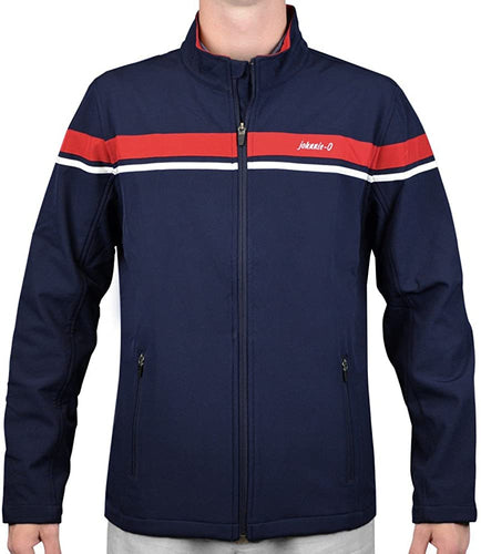 Johnnie-O Men's Husk Jacket, Navy Blue