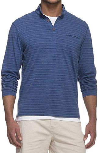 Johnnie-O Men's Calder Shirt, Regatta Blue, Size X-Large