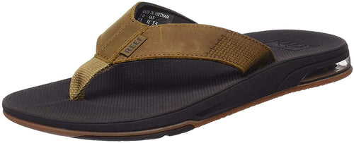 Reef Men's Flip Flop Sandals, Brown, US:5 - Indi Surf